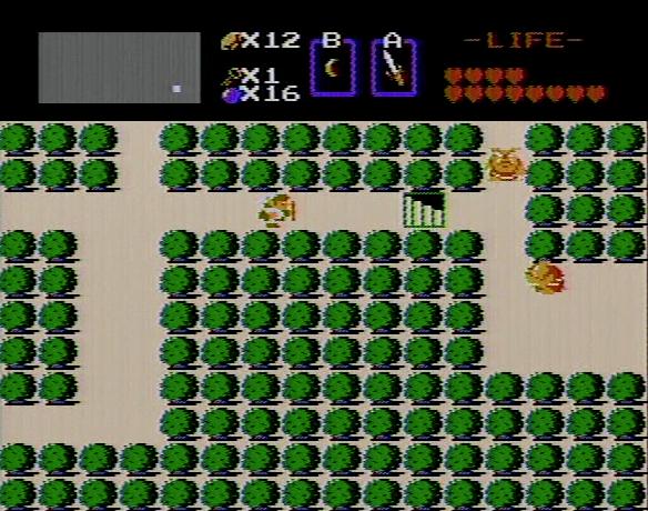 Level-8 entrance