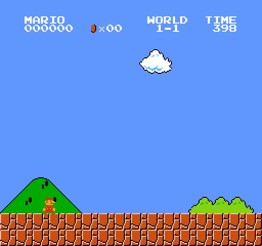 Mario's opening runway