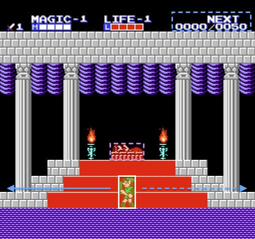 Zelda II vectors