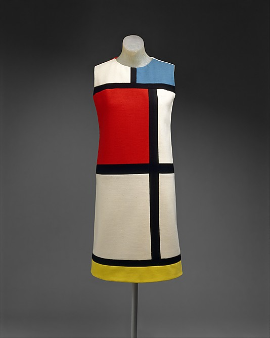 Yves Saint Laurent Mondrian